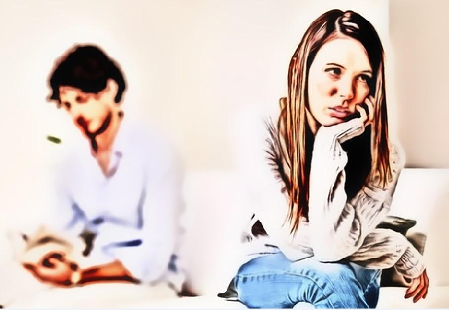 Etapas del desamor en hombre y mujeres en hombres y mujeres